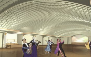 promotional photo of the new Music Hall Ballroom